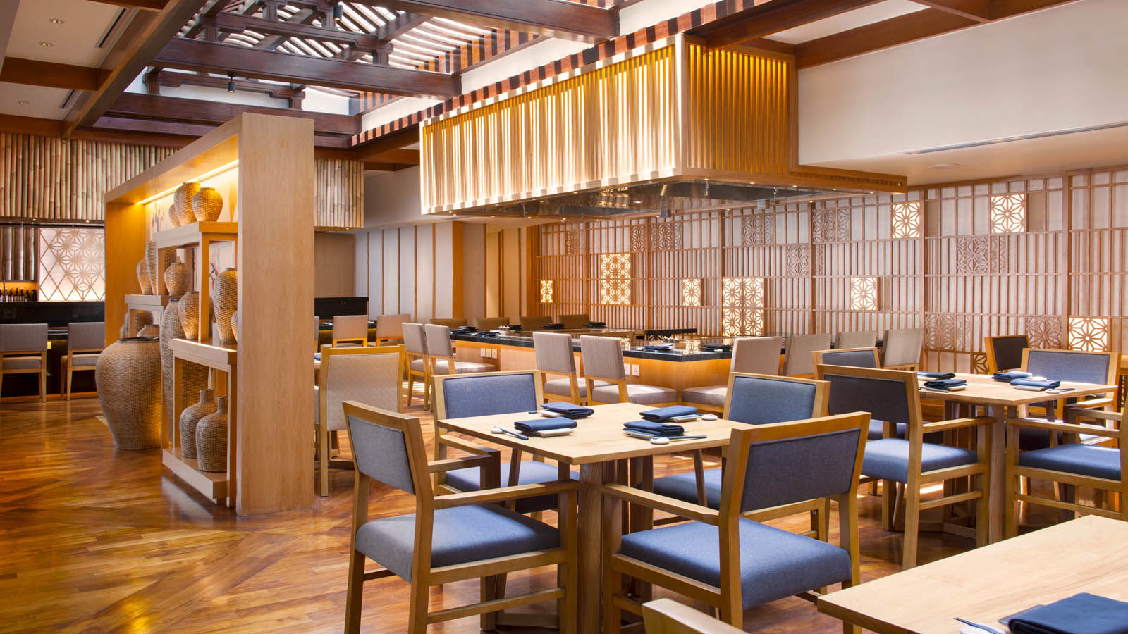 Japanese restaurant in bali the westin resort nusa dua for Accord asian cuisine nyc