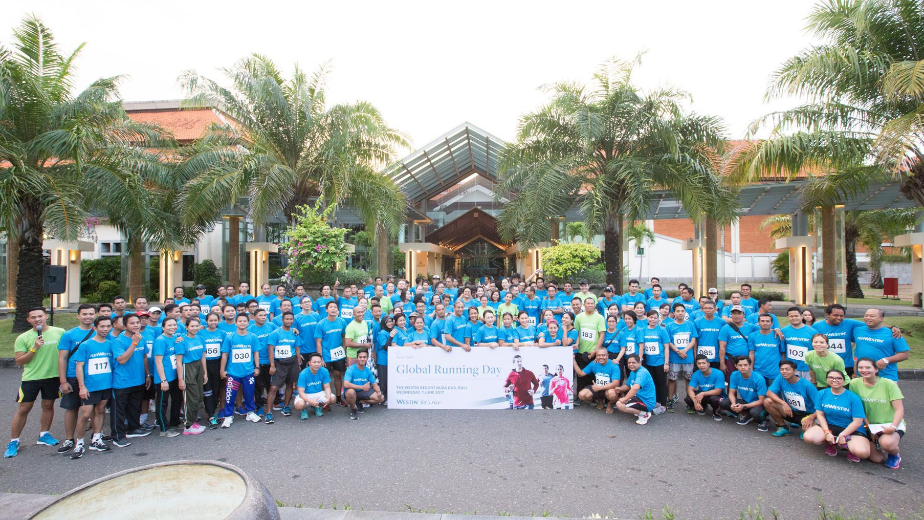 Westin Hotels & Resorts Salutes The Early Rising Running Community